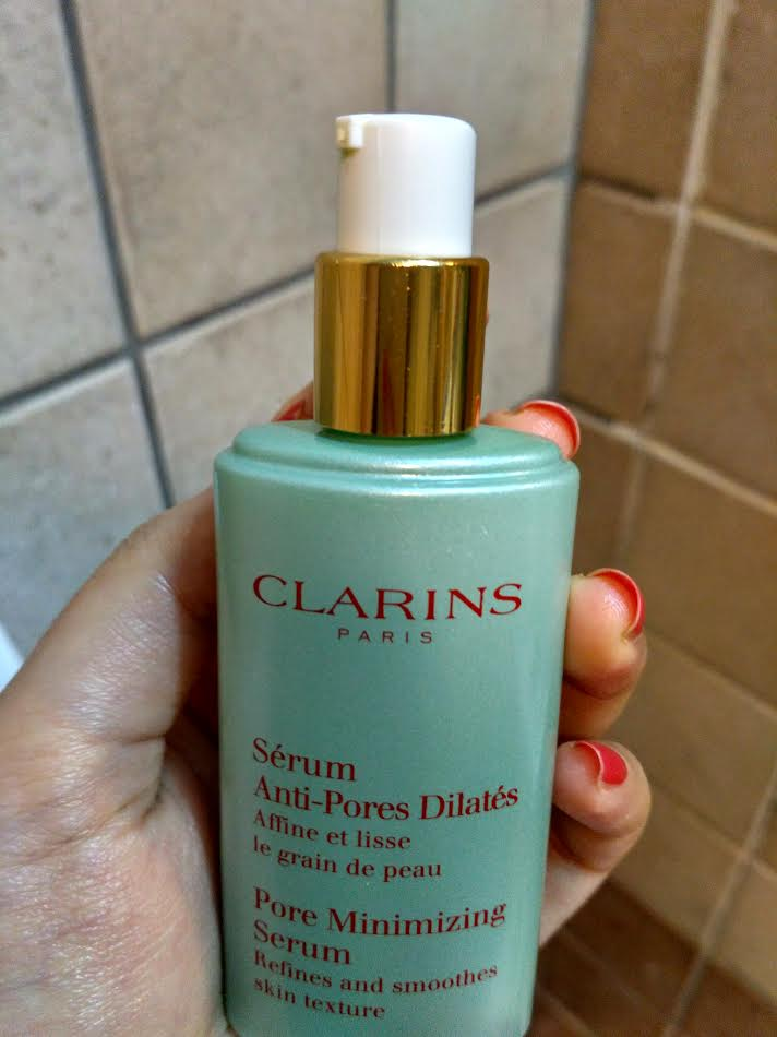 Truly Matte Pore Minimizing Serum by Clarins #17